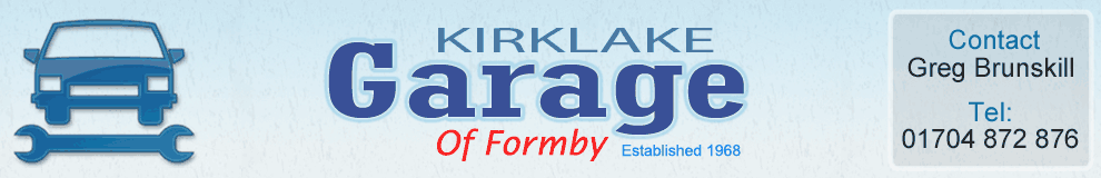 Contact Kirklake Garage,garage services Formby,Liverpool,Southport,car repairs,Hightown,Liverpool,car servicing,car and van repairs Formby